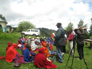 Child Health in the Masai Village