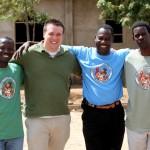 Rafiki Water System Group Tanzania Africa