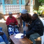 Orphans Foundation Fund Grandmother assistance program land purchase