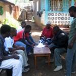 Orphans Foundation Fund Grandmother assistance program land purchase