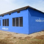 Chicken coop funded by vodacom
