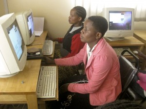 OFF Computer Classes for Orphans and Vulnerable Children
