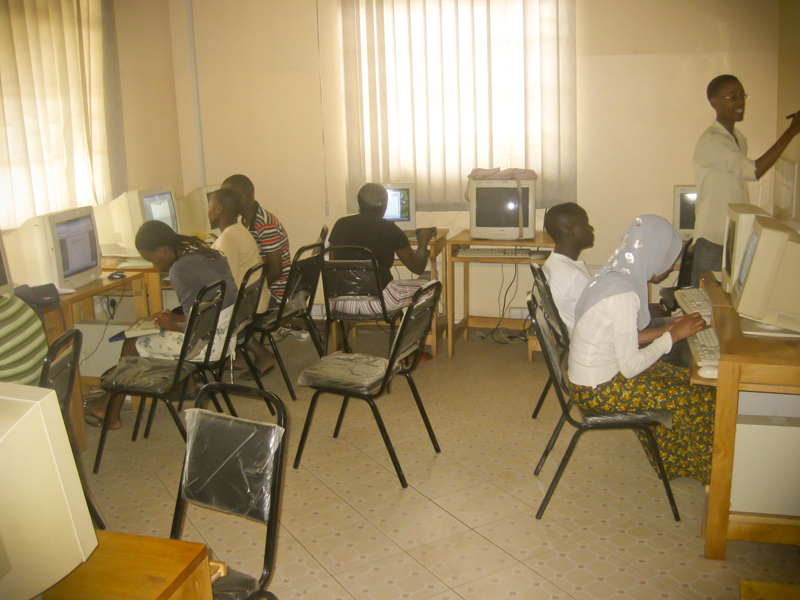 Free computer courses for vulnerable children in Arusha offered by orphans foundation fund
