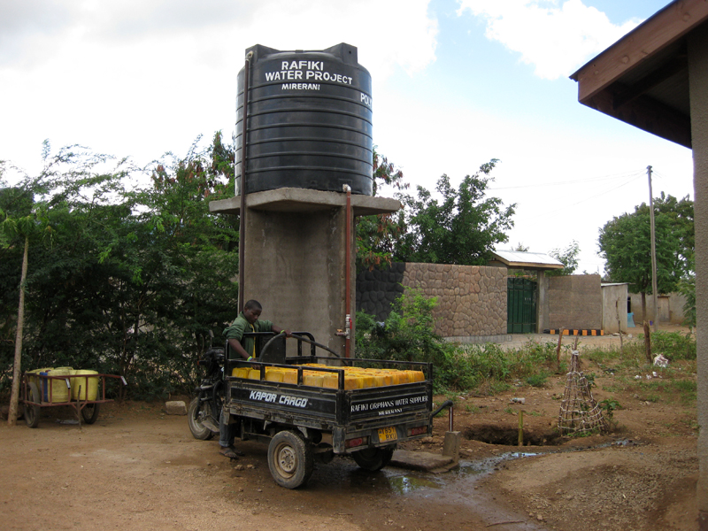 Rafiki Water Project
